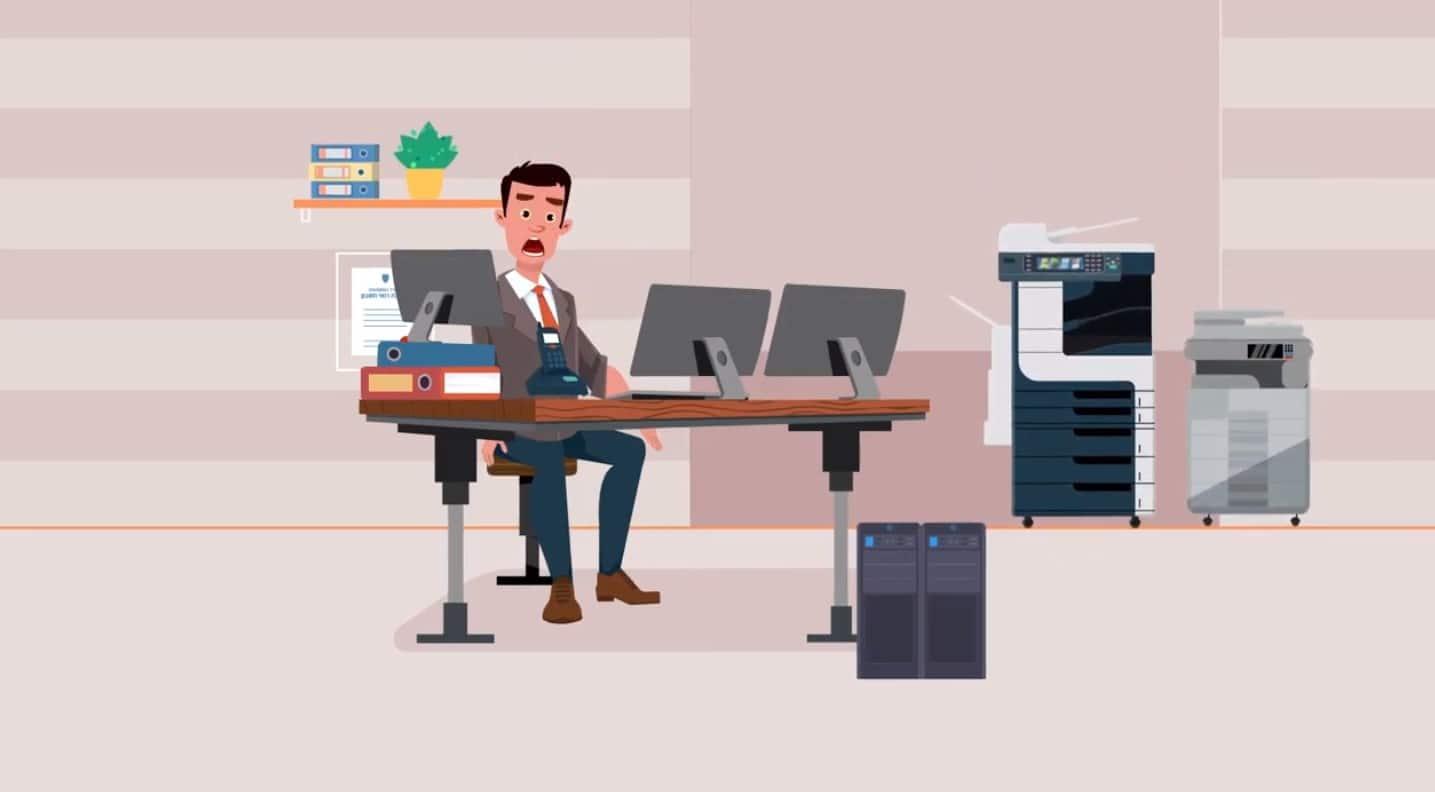 סרטון אנימציה תדמיתי לעסק